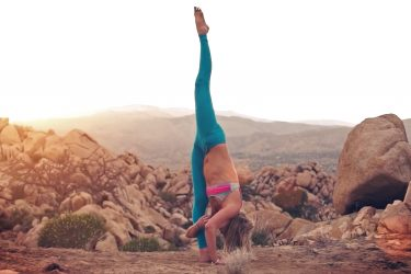 Awakened Ashley Galvin Yoga Video