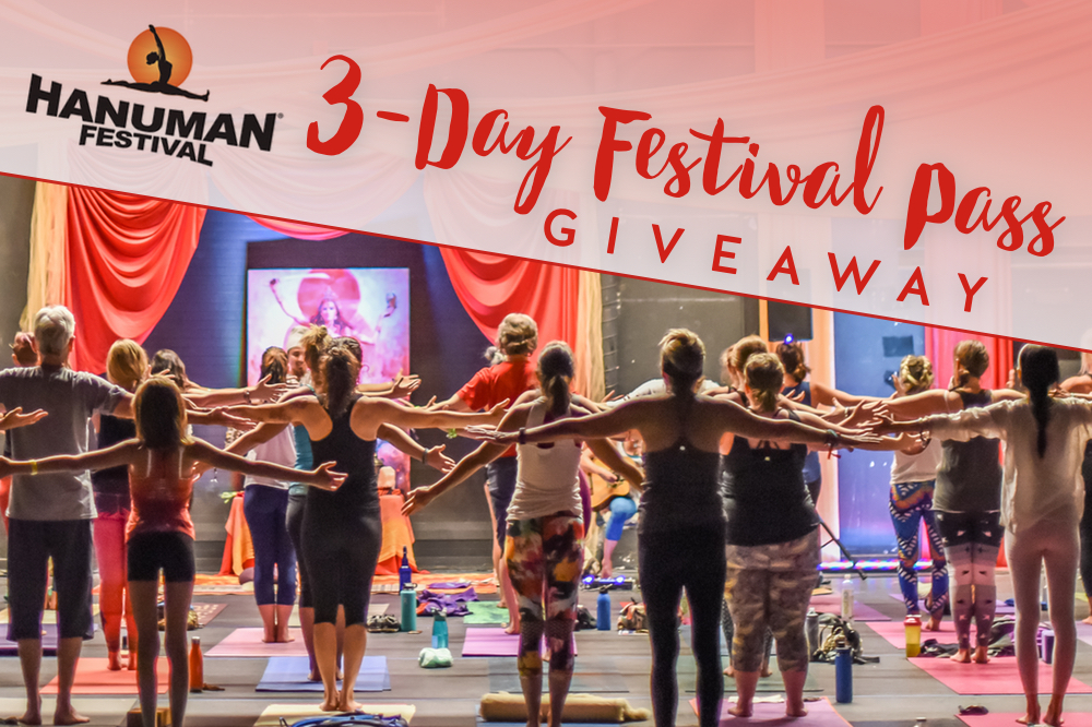 Yoga Festival Giveaway Contest