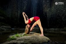 Yoga Pose to Reduce Chronic Inflammation