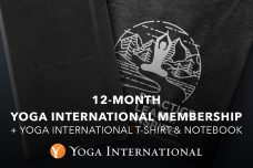 May Giveaway: Yoga International membership