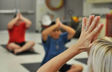 Yoga for Children and Teens With Autism