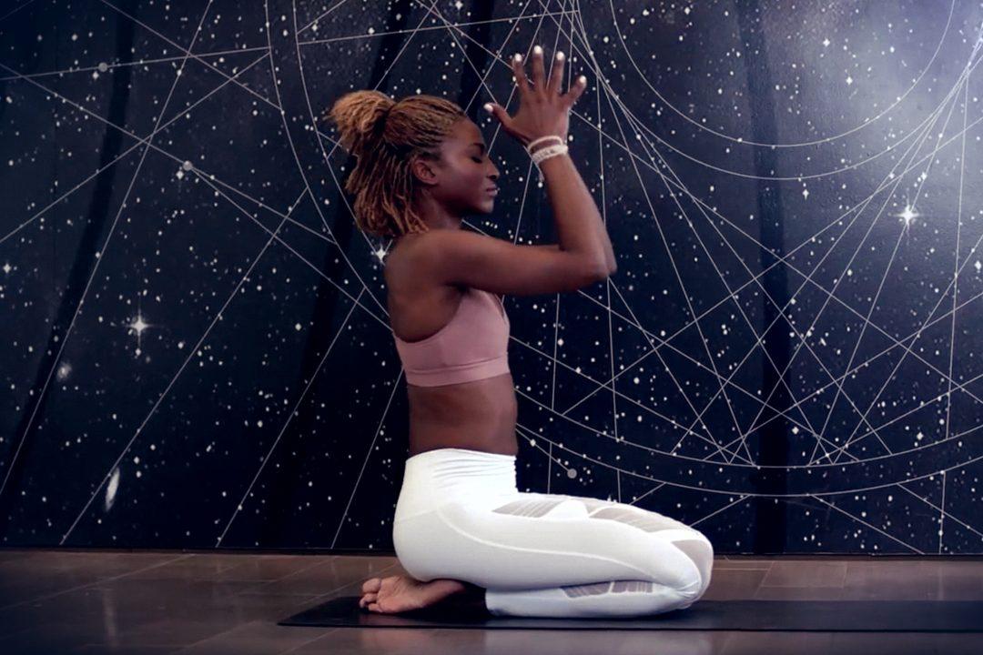 Beyond The Mat yoga video with Koya Webb