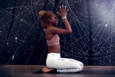 Beyond The Mat yoga video with Koya Webb