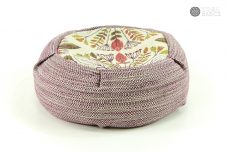 Zafu meditation pillow by Yogaleena