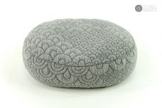 Crystal Cove Meditation Pillow by Brentwood Home