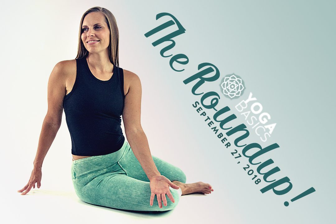 yoga article roundup
