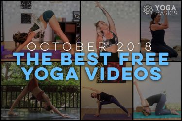 Best Free Yoga Videos October 2018