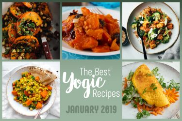 Yoga Diet Recipes