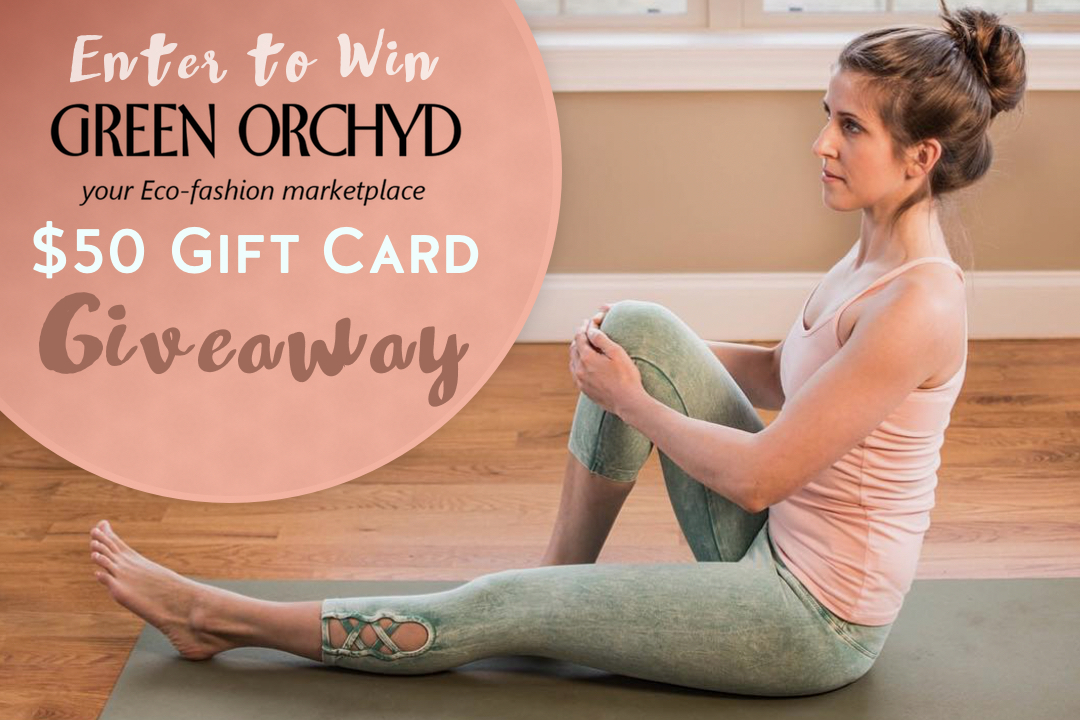 yoga clothing giveaway contest