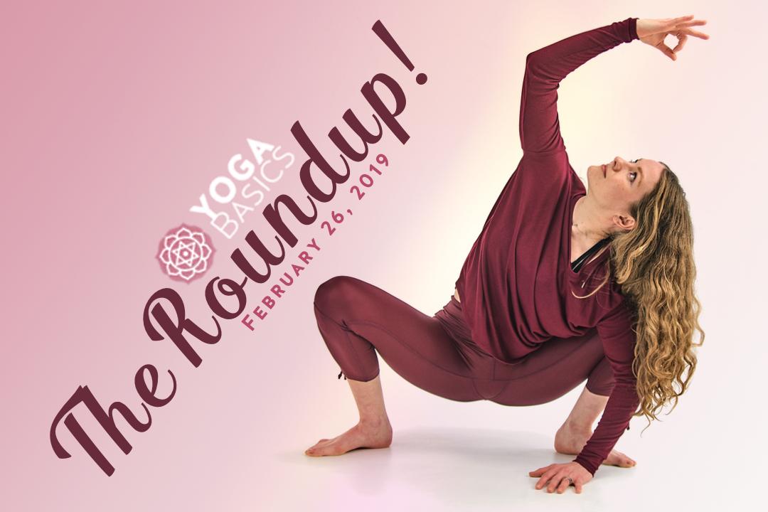 yoga article roundup
