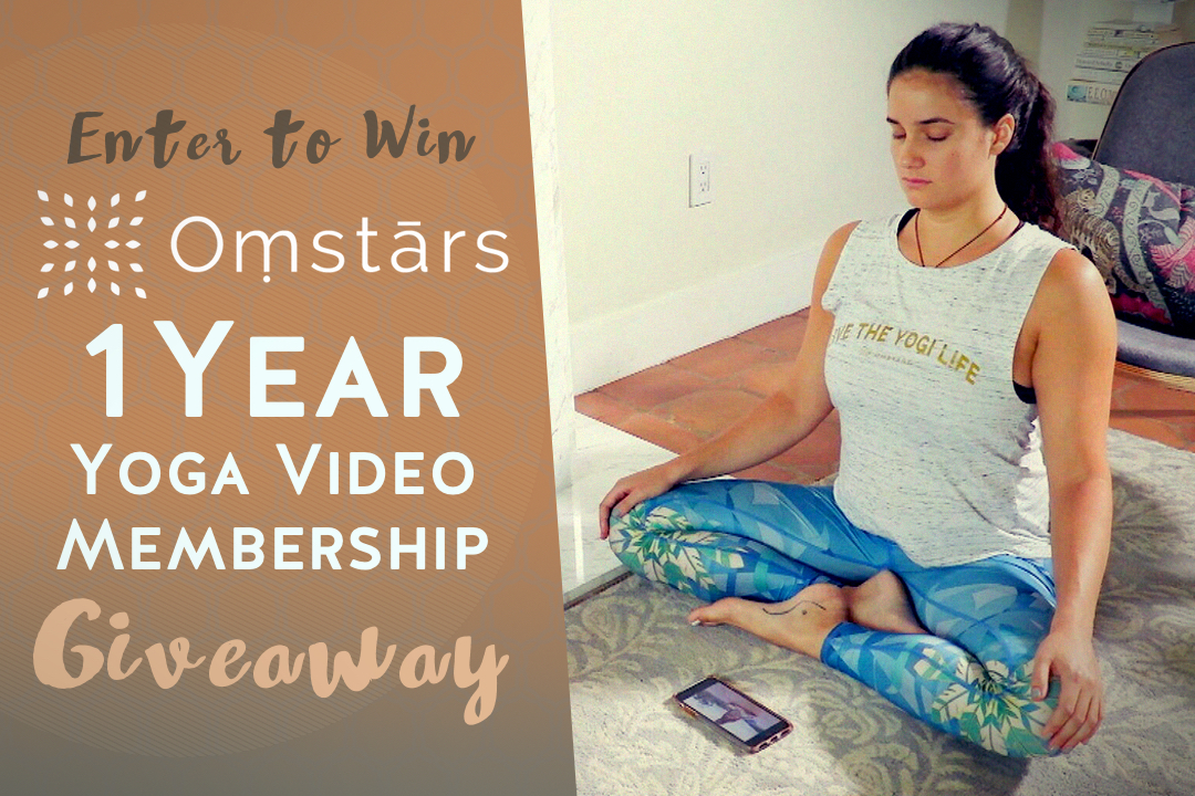 Yoga Giveaway Video Membership