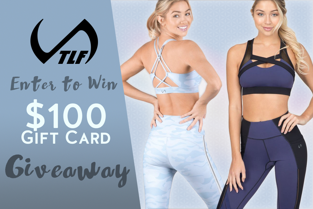 March Yoga Giveaway TLF Apparel