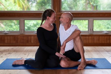 yoga teacher interview