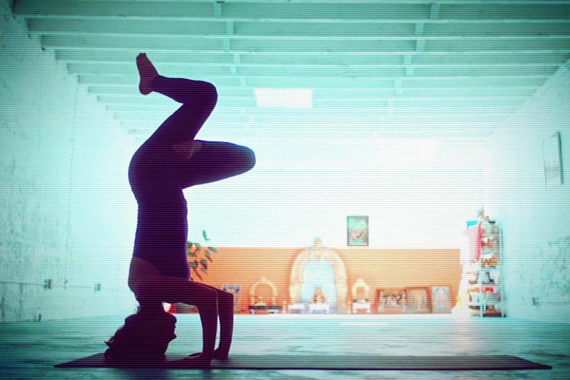 inspiring yoga video