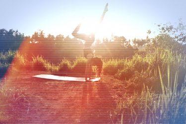 Cole Chance inspiring yoga video