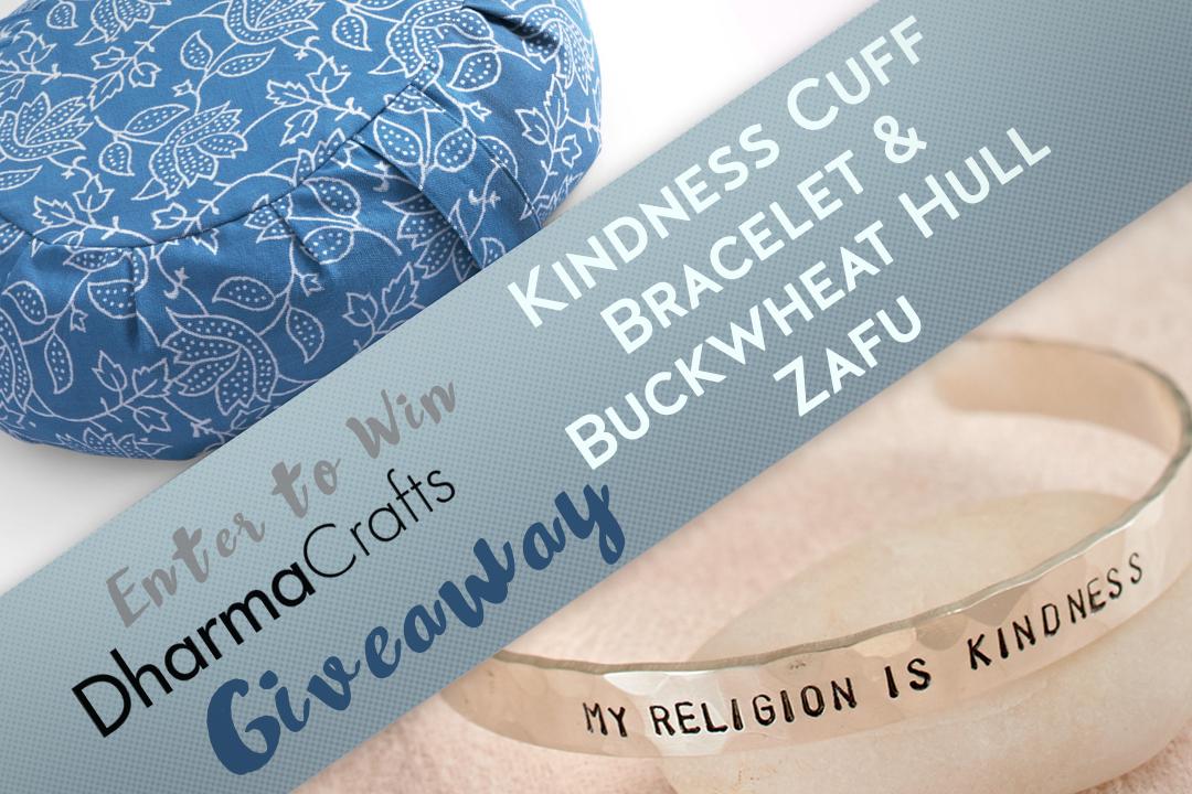 meditation Giveaway prize