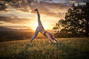 Trauma-Informed Yoga Pose