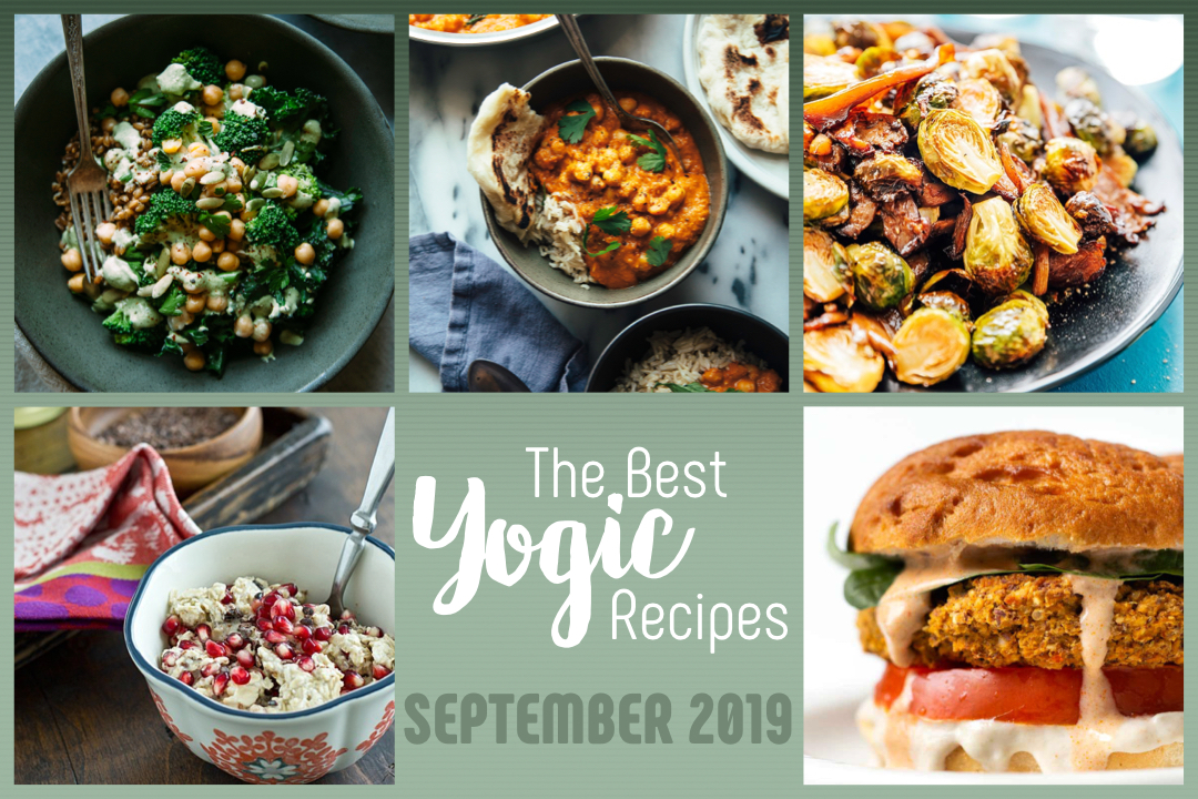 best yogic recipes for fall season