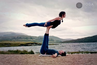 inspiring acroyoga video
