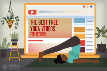 Free Yoga Videos for October