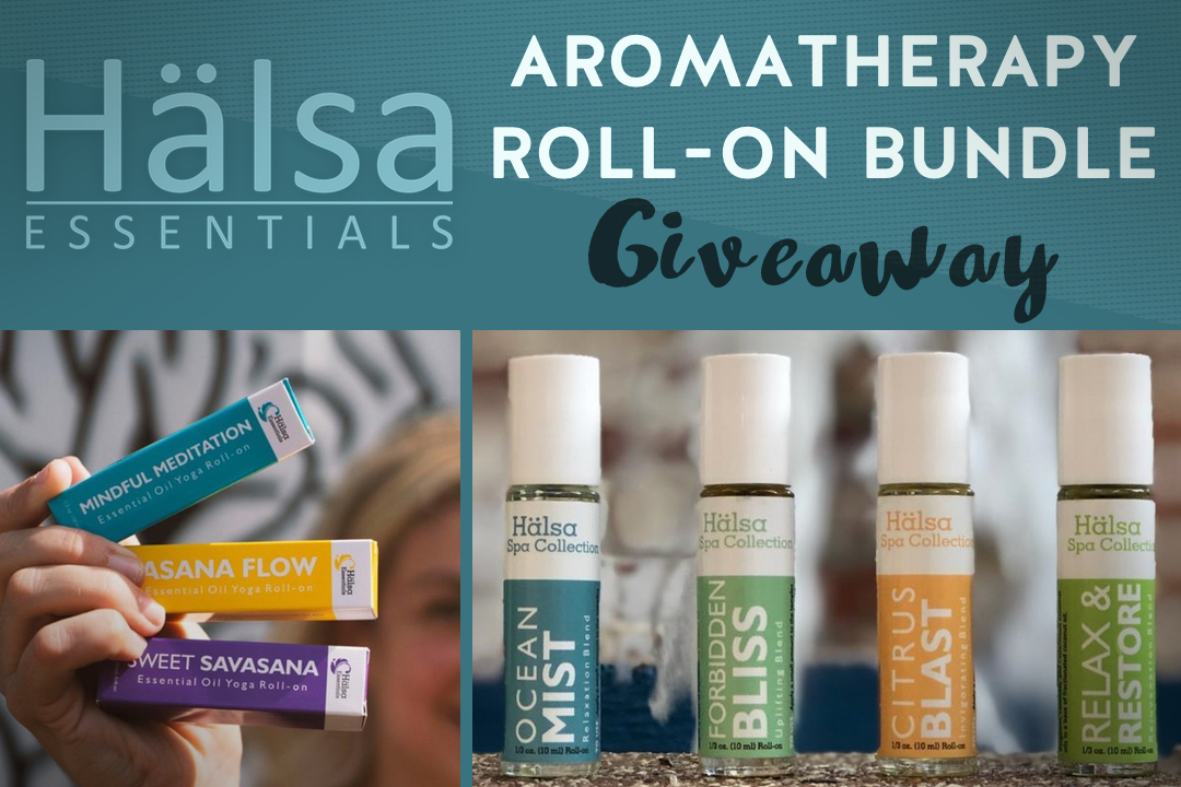 Aromatherapy giveaway contest
