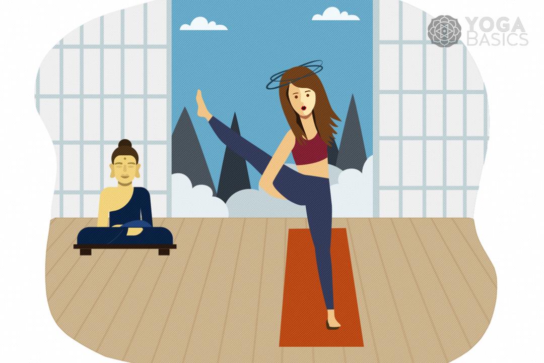Dizziness and Lightheadedness During Yoga