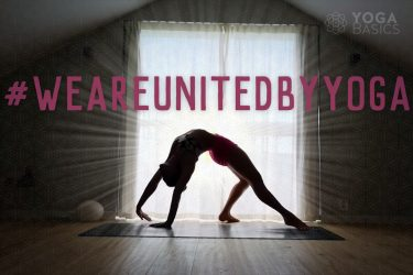 we are united by yoga video