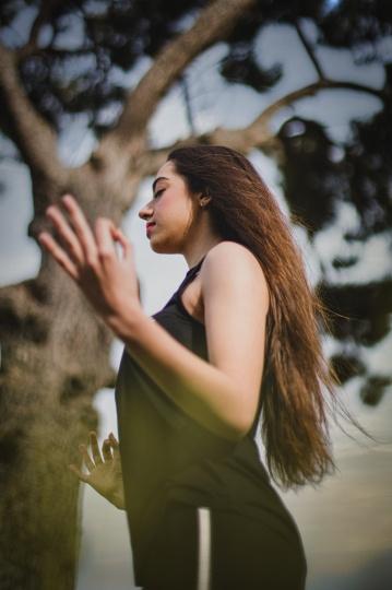 using CBD with Yoga