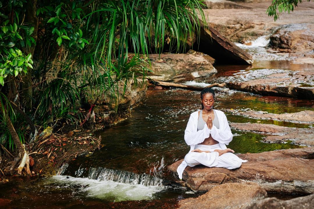 Contemplating Yoga philosophy