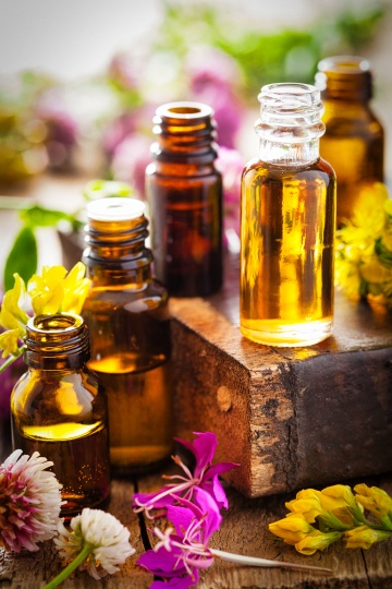 Essential Oils for Mediation