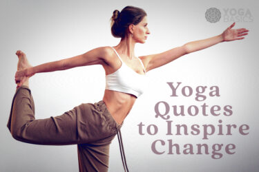 Yoga Quotes for Change