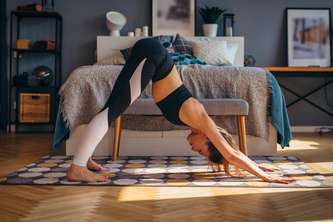 Evening yoga